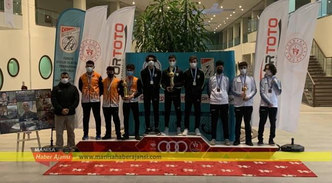 Atıcılık Takımımız, Türkiye Şampiyonu Oldu
