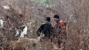Manisa'da çaya uçan minibüsün sürücüsünün cansız bedenine ulaşıldı
