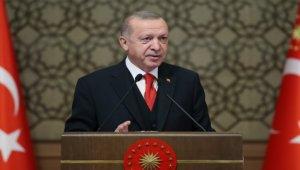 Cumhurbaşkanı Erdoğan, Radyo Televizyon Gazetecileri Derneği Medya Oscar Ödülleri Törenine katıldı