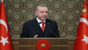 Erdoğan, Kültür ve Turizm Bakanlığı 2019 – 2020 Özel Ödülleri töreninde konuştu