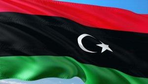 Libya Deniz Akademisi'nde yangın