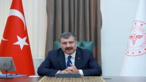 Sağlık Bakanı Koca, Bilim Kurulu toplantısı ardından açıklama yaptı