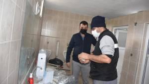 Turgutlu Belediyesi Yunus Emre Camisi İçin Harekete Geçti