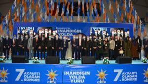 AK Parti Manisa'da yürütme kurulu belli oldu