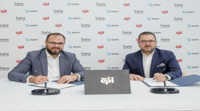 Insha Ventures ve Ozan Elektronik Para'dan stratejik iş birliği