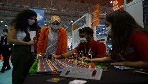 Akıllı ulaşımda sınırları zorlayan projeler TEKNOFEST'te yarışıyor