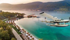Discover Bodrum with Lujo Hotel's new sea plane