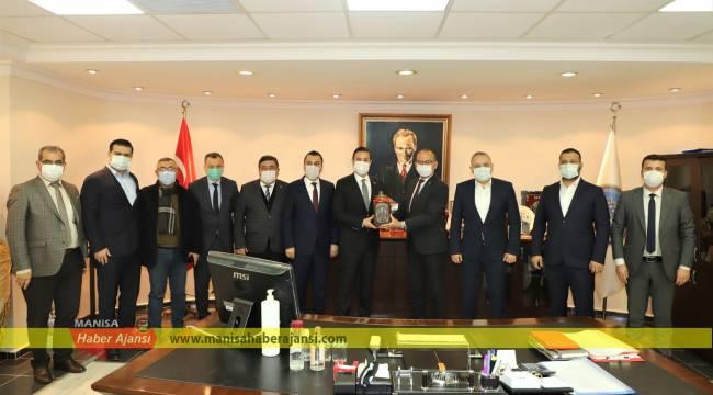 Turgutlu Belediyesi'ni artık kendi çarkları ile çeviriyoruz