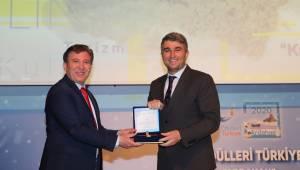 Kula'ya Yılın Turizm Projesi Ödülü