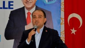 AK Parti Teşkilat Başkan Yardımcılığı görevine atandı