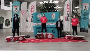 Gülşen Delen Türkiye ikincisi oldu