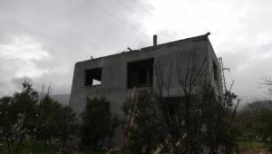 Manisa'da elektrik akımına kapılan inşaat işçisi yaşamını yitirdi