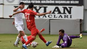 Manisa FK: 6 – Gümüşhanespor: 0