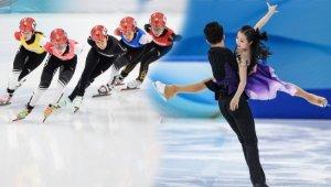 توقف الرياضيون الصينيون عن التنفس في الرياضات الشتوية