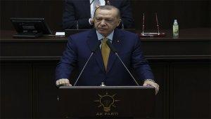 Erdoğan, partisinin TBMM grup toplantısında konuştu