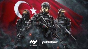 MY.GAMES ve Publishme iş birliği ile Warface yeniden Türkiye'de