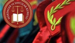 HSK'dan Yaz Kararnamesi 3 bin 70 hakim ve savcının yeri değişti