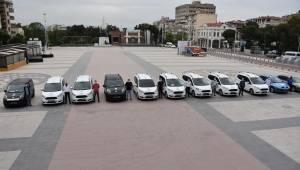 ŞEHZADELERDEN VEFA SOSYAL DESTEK GRUBU'NA ARAÇ DESTEĞİ
