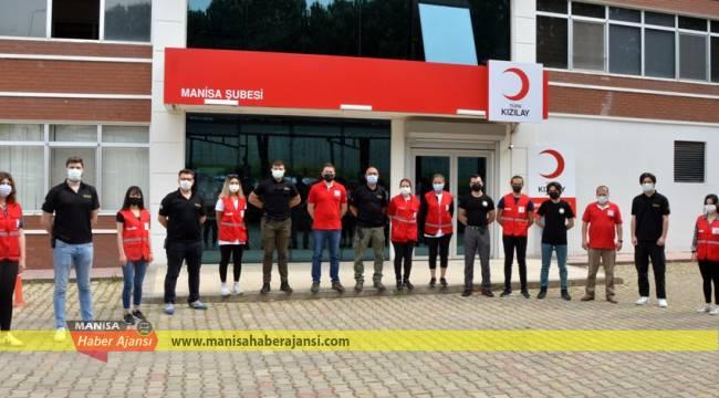 Türk Kızılay ile Manisa MAT el ele veriyor
