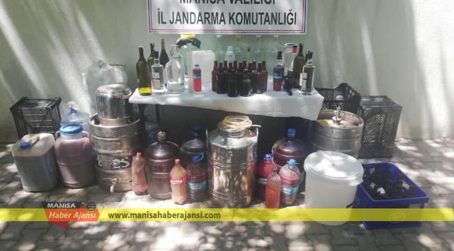 Kaçak İçki Operasyonu
