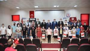 """""""Kendin Yap Atölyesi"""" Vali Karadeniz'in Katılımıyla Açıldı"""
