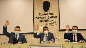 MECLİSTEN BAŞKAN ÇELİK'E PROTOKOL YETKİSİ