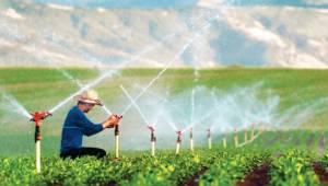 Sulama sezonunda 340 bin dekar tarım arazisine can suyu