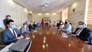 İl Göç Kurulu Toplantısı, Vali Karadeniz Başkanlığında Yapıldı