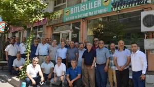 Manisa'da Bitlisliler bayramlaştı