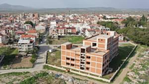 Saruhanlı'da Yüksekokul Binasının Yapımı İhale Edildi