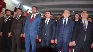 SP Genel Başkanı Temel Karamollaoğlu Manisa'ya geliyor