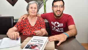 Torunu Deniz sayesinde 80 yaşında yazar oldu