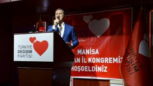 Türkiye Değişim Partisi'nden 5T formülü