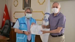 Türkiye Diyanet Vakfı'na kurban bağışı desteği