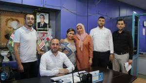 Alaşehir Esnaf ve Sanatkârlar Kredi ve Kefalet Kooperatifi'nde yeni dönem