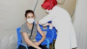 Manisa'da aşılama yüzde 71'in üzerine çıktı