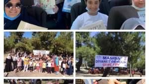 Manisa'da Diyanet Gençlik Buluşması gerçekleştirildi