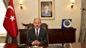 Vali Karadeniz'in 30 Ağustos Zafer Bayramı Mesajı