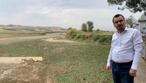 """CHP'li Başevirgen, """"Marmara Gölünden Sonra Gediz De Kurudu"""""""