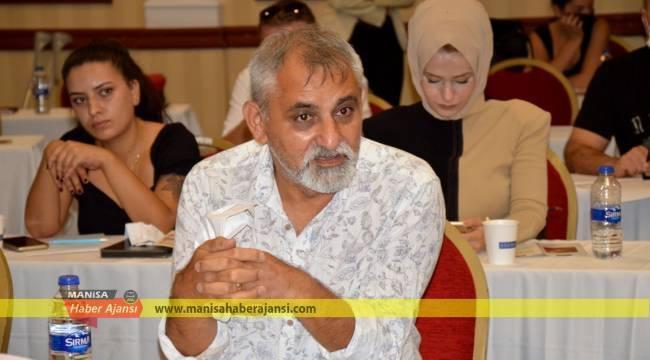 Güçlü Gazeteci Özgür Medya eğitimlerin ilki Manisa'da gerçekleşti