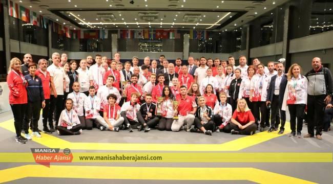 Para Taekwondocular Avrupa İkincisi
