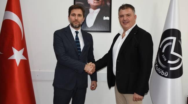Kulübünün Yeni Teknik Direktörü Turgay Altay oldu