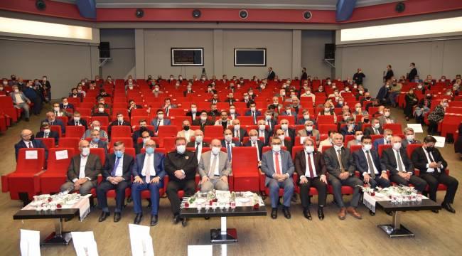 """Mevlid-i Nebi Haftası Sebebiyle """"Peygamberimiz ve Vefa Toplumu"""" Konulu Konferans Düzenlendi"""