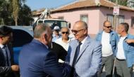 Ahmetli'den Başkan Ergün'e Sevgi Seli