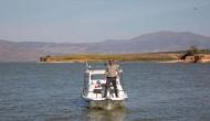 Gölmarmara Gölü'nde Kaçak Avlanmaya Tekneli Önlem