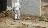 Sarıgöl'de İlaçlama Çalışmaları Devam Ediyor