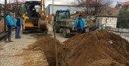 Sarıgöldeki Eski Kanalizasyon Hatları Yenileniyor