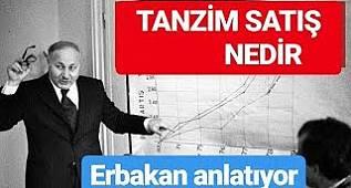 Erbakan'dan Tanzim Kuyruğu yorumu