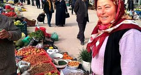 Manisa DEMİRCİ CUMARTESİ Pazarı..18-10-2017