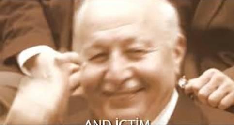 Merhum Necmettin Erbakan'ın Tarihe Geçen yemini